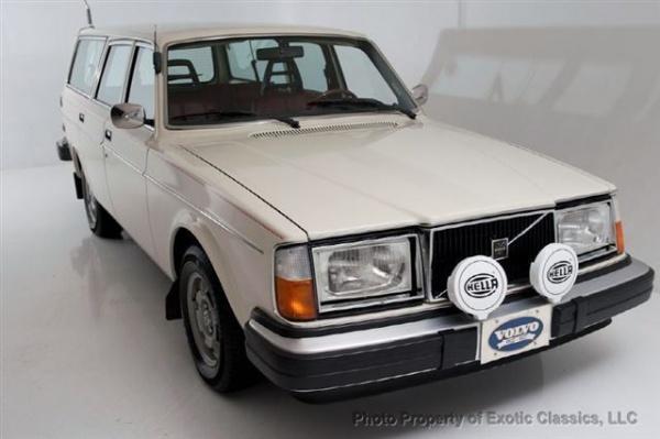 Special Swede: 1977 Volvo 245 Estate