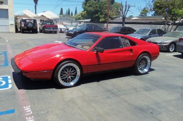Ferrari 308 Gts For Sale >> Not a Kit: 1988 Pontiac Mera