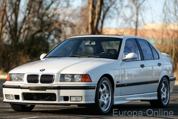 Bang For The Buck Bimmer 1998 Bmw M3