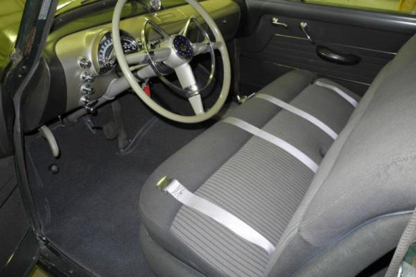 Sleeping Survivor 1949 Oldsmobile 88