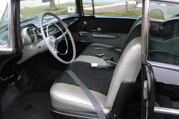 Real Deal Survivor 1957 Chevrolet Bel Air