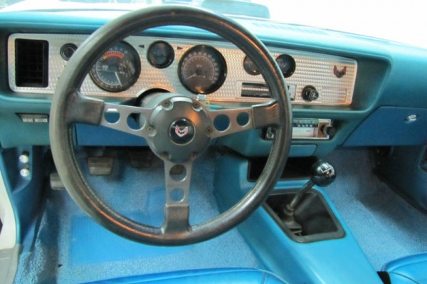 1970-Trans-Am-dash