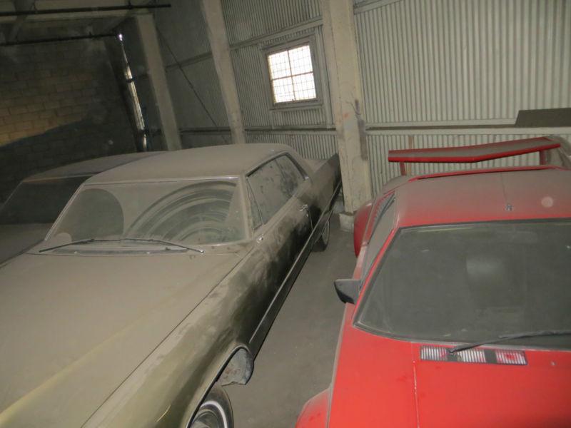 1972-de-tomaso-pantera-warehouse-find