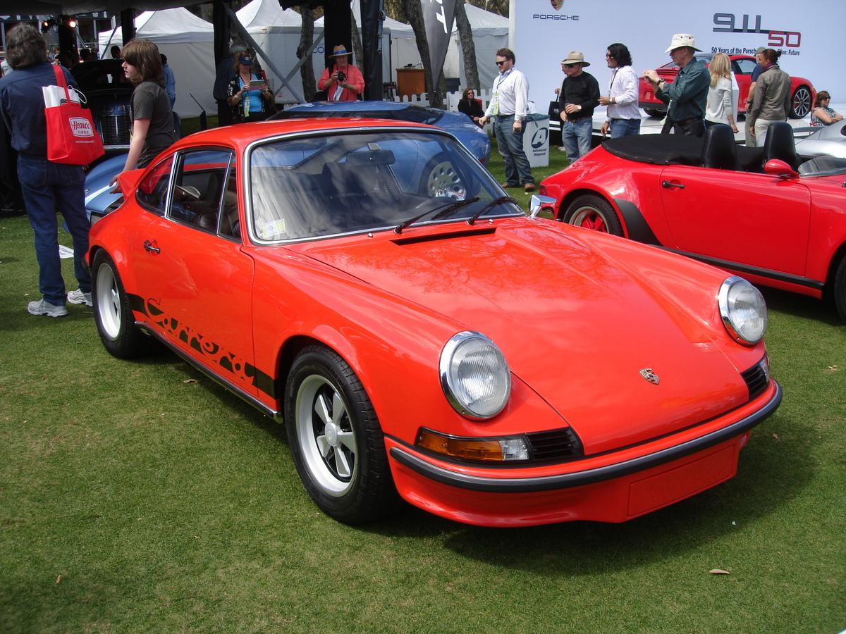 1973 Porsche 911RS Carrera 2.7