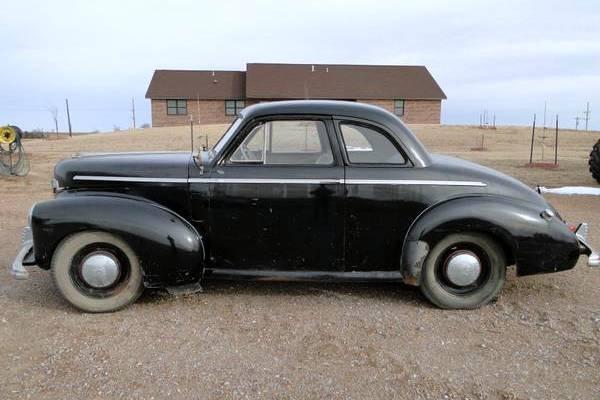 Original Survivor: 1942 Studebaker Coupe