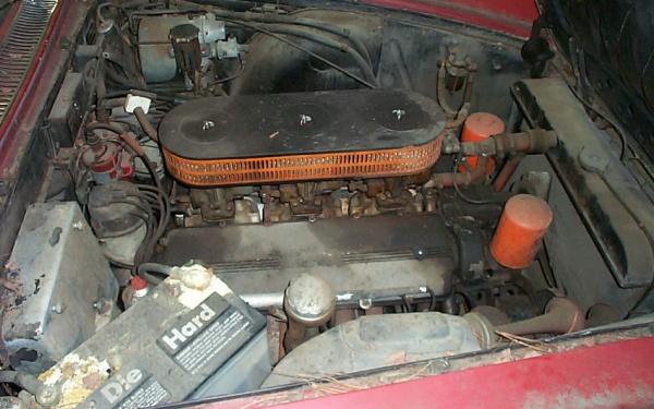 1963-Ferrari-250-GTE-engine