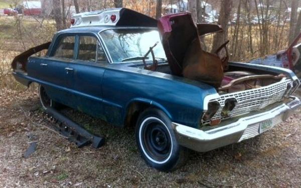 Mod Or Restore 1963 Chevrolet Impala