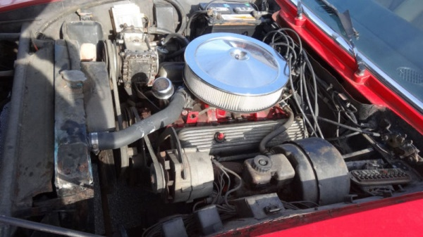 1967-Iso-Fidia-Engine