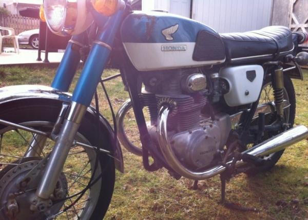 1968-Honda-CB350-Barn-Find
