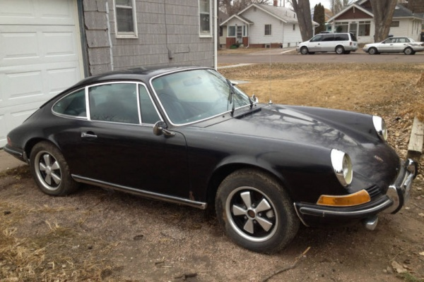 S Without The S: 1969 Porsche 911 S