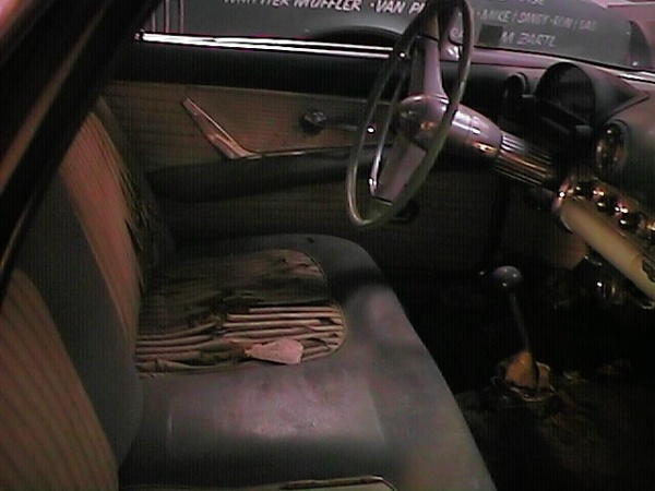 california-1955-thunderbird-interior