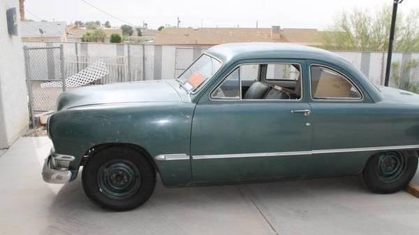 Family Shoebox 1950 Ford Custom Deluxe