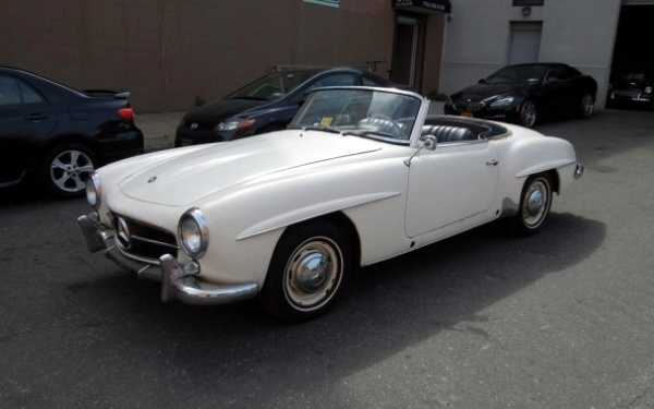 1958-Mercedes-190SL