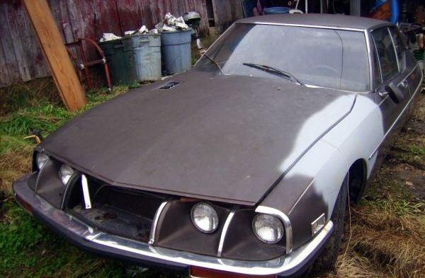 1973-Citroen-SM-project