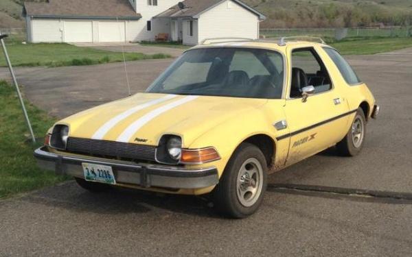 1976-AMC-Pacer-X