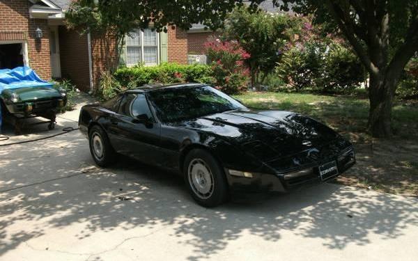 1984-Corvette