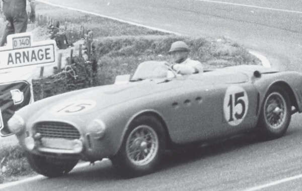 Racing at Le Mans