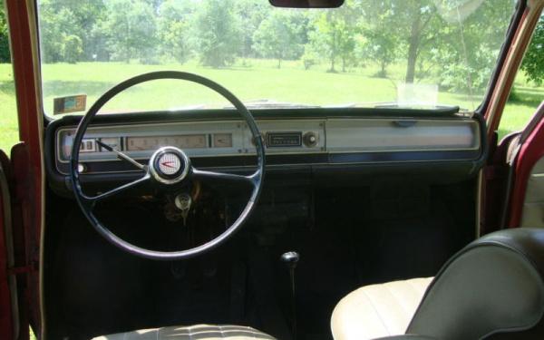 33k Mile 1966 Simca 1000