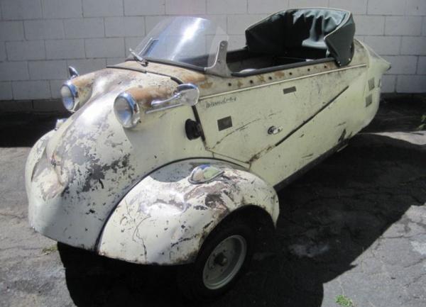 Messerschmitt-Rat-Rod