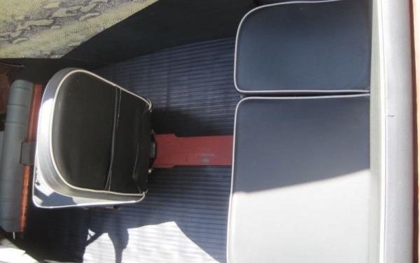 Messerschmitt-seats