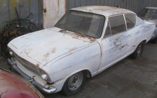 Opel-Kadett-project