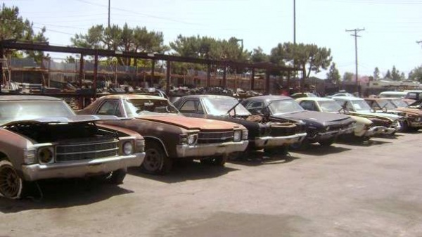 75 Muscle Cars For Sale
