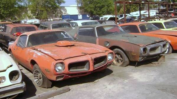 Muscle Car Projects For Sale Australia