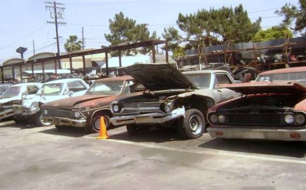 Muscle Cars For Sale