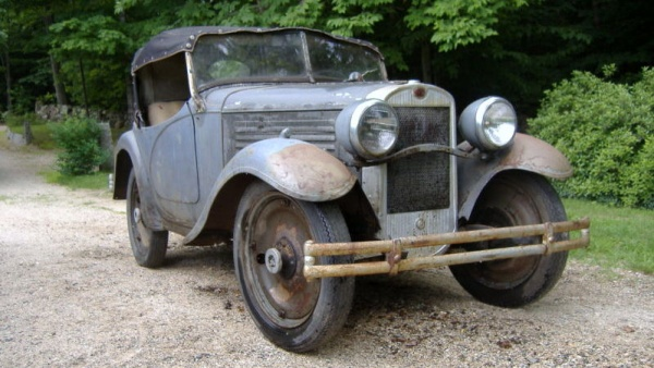 Pint Size Barn Find American Austin Roadster