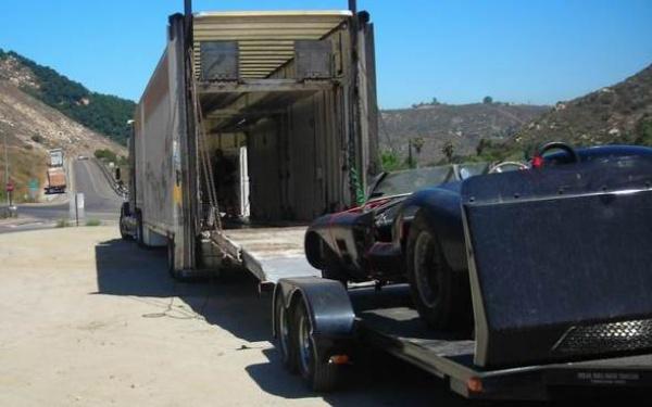 Unloading the Devin