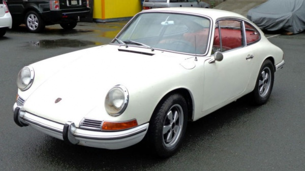 Old Porsche For Sale >> Early S Car: 1966 Porsche 911S
