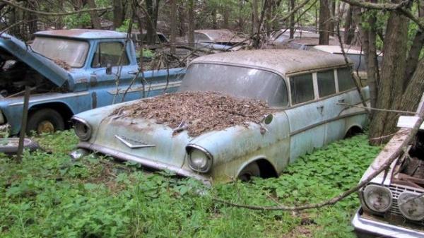 The Lambrecht Chevrolet Auction