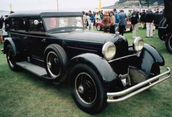 1927-Duesenberg-Model-X-at-Pebble