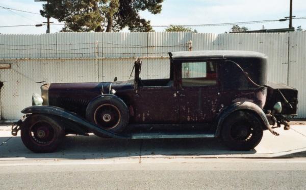 1931-Duesenberg-Model-J