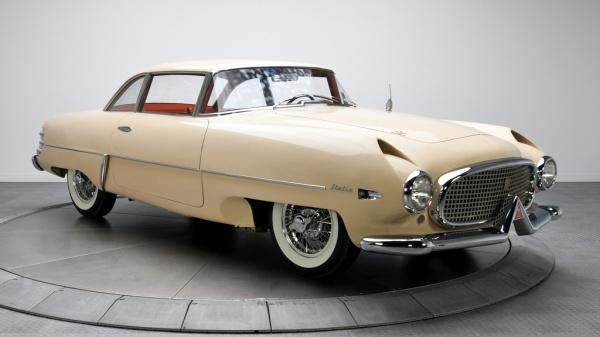 Italian From Detroit 1953 Hudson Italia Prototype