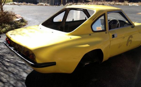 1971-ginetta-g15-rear