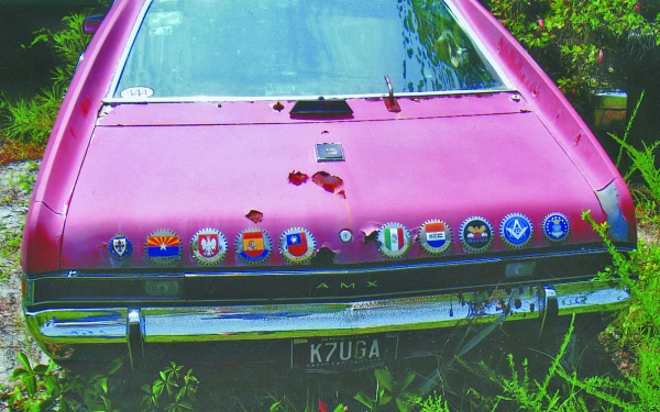 Barry Goldwater's AMX