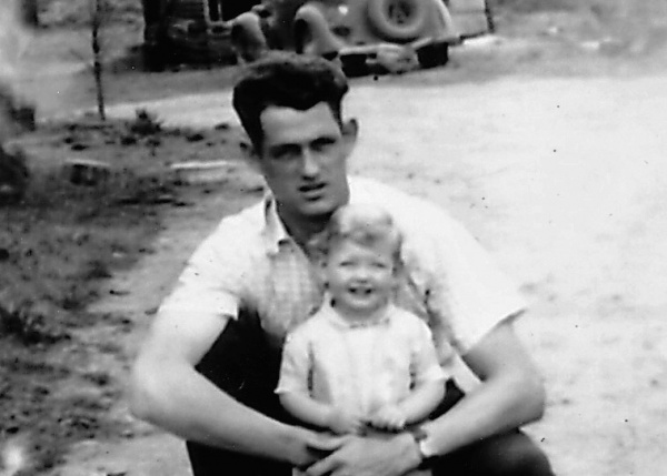 Joann and her father