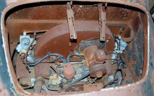 1953-porsche-356-engine