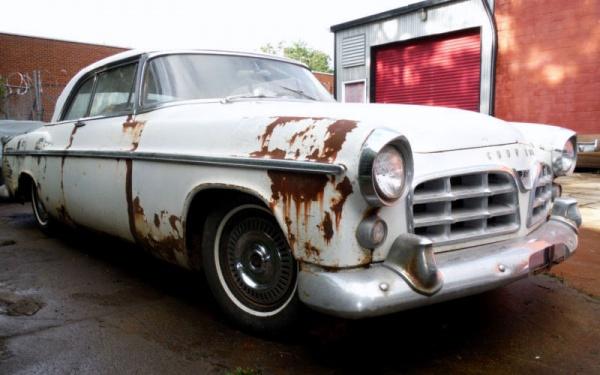 2013 Chrysler 300 For Sale >> Hemi Power: 1955 Chrysler C-300
