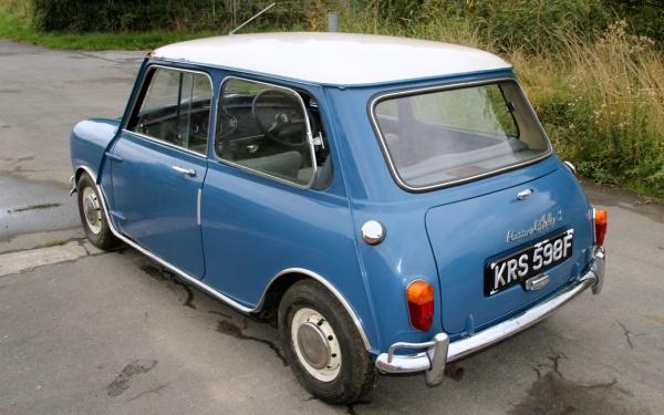 1967 Austin Mini Cooper S Mki