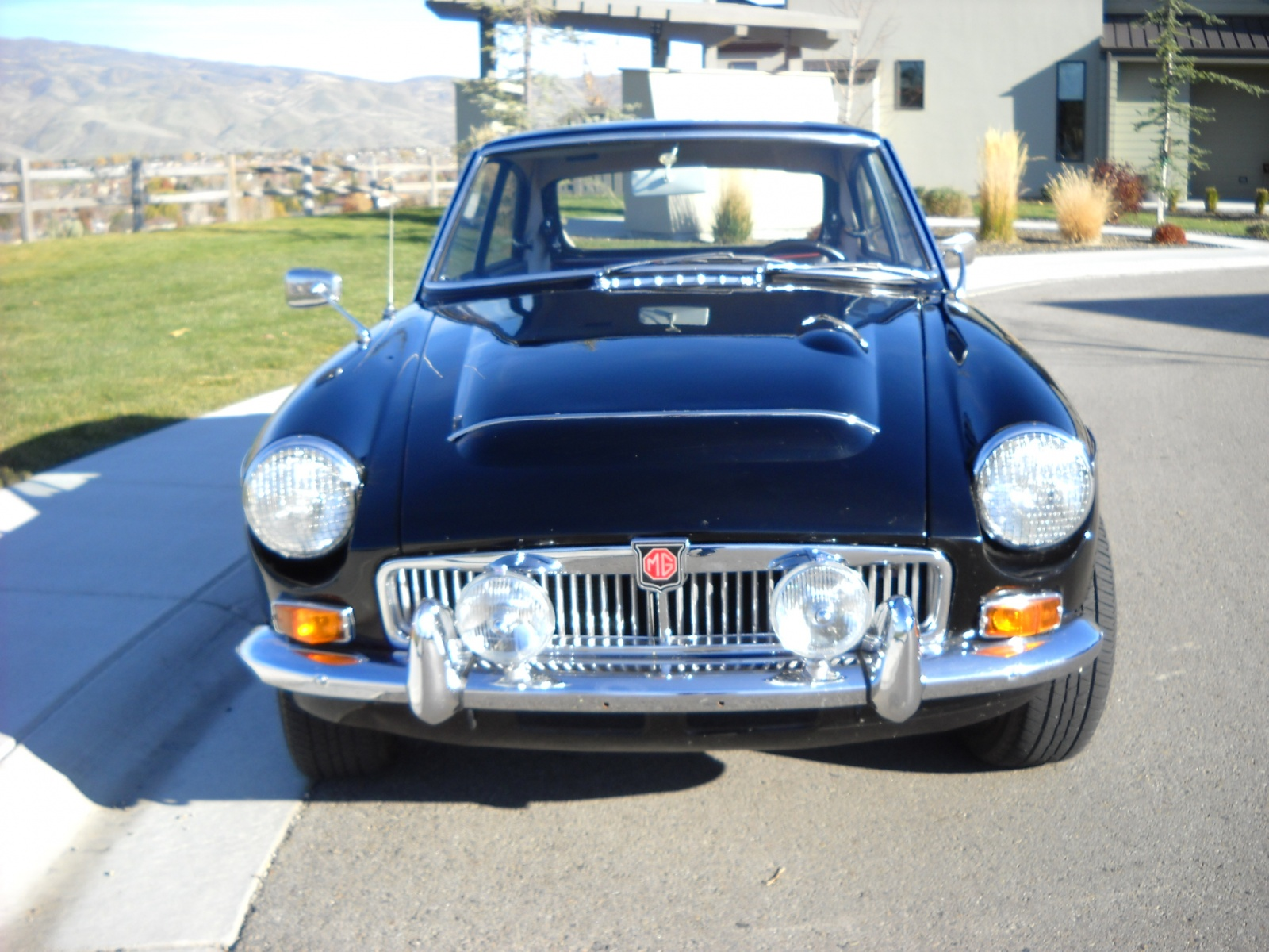 1968 MGC GT for $1,500
