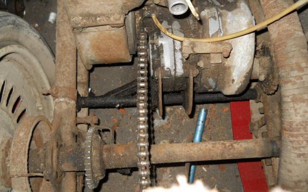 Mochet-engine