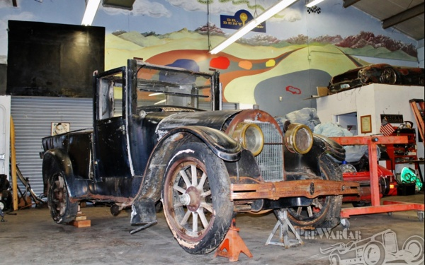 2014 Cadillac Escalade For Sale >> Luxury Pre-War Truck: 1919 Cadillac Pickup