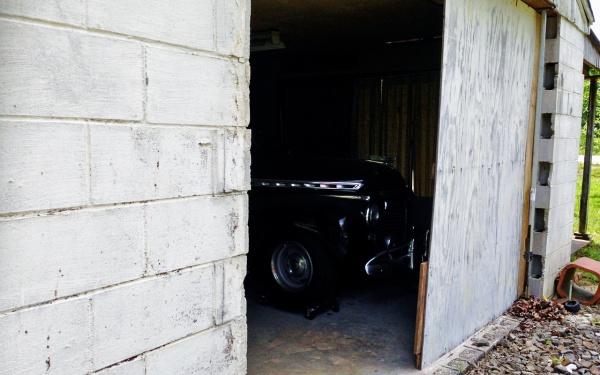 1941 Chevrolet Cabriolet Barn Find copy