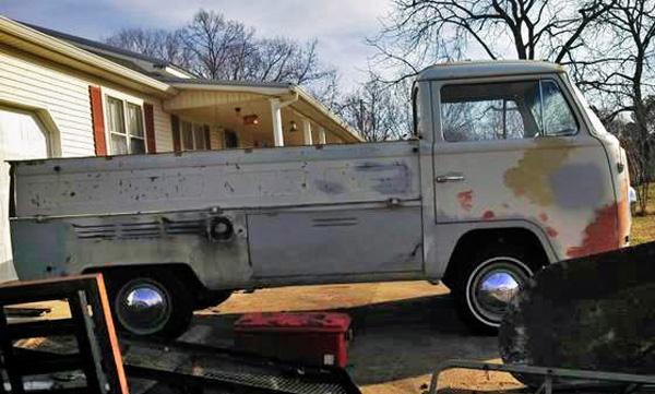1970 VW Transporter