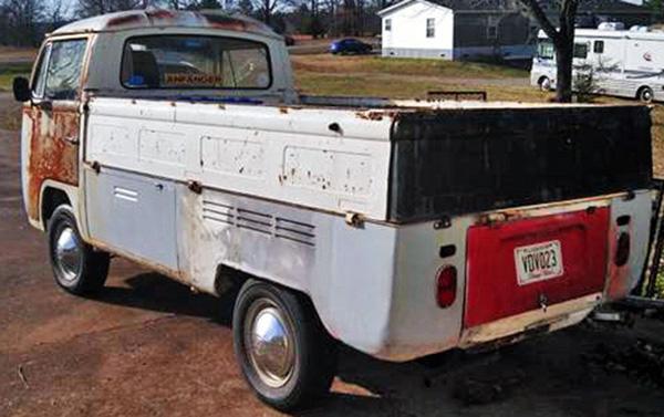 1970 VW Truck