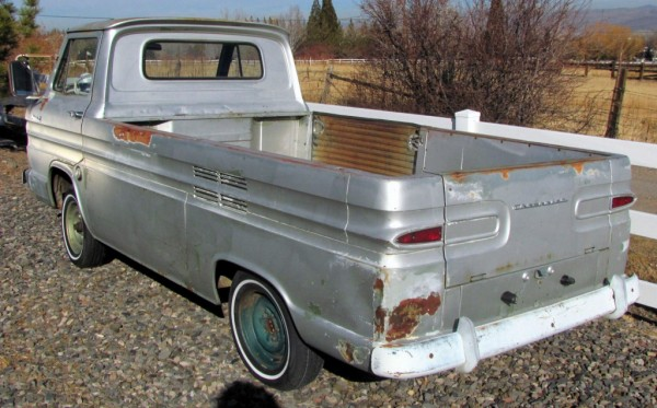 Corvair bed