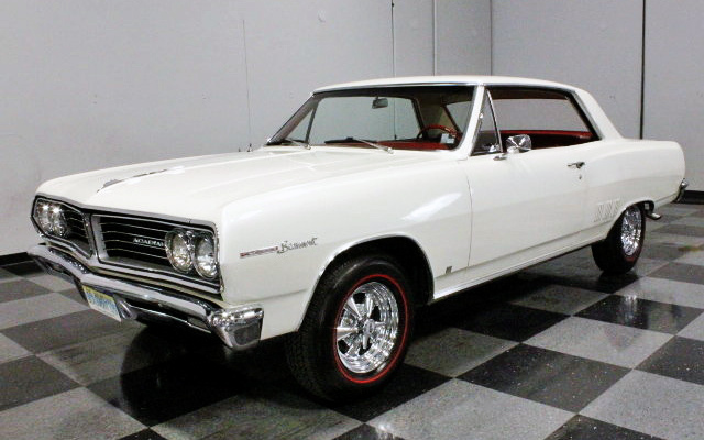 Canadian Muscle 1965 Acadian Beaumont L79