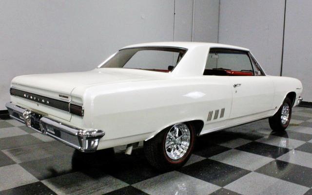 1965 Acadian Sport Deluxe